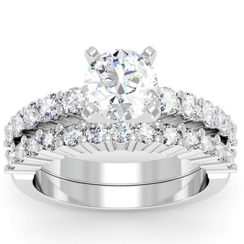 California Coast Designs Diamond Engagement Ring