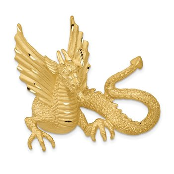 14k Dragon Slide