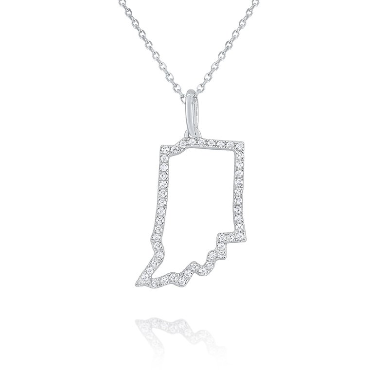 KC Designs 14k Gold and Diamond Mini Indiana Necklace