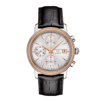 Tissot Bridgeport Automatic Chronograph 18K Gold