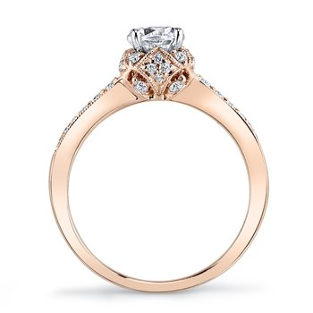 MARS Jewelry - Engagement Ring 25802