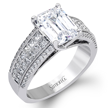 MR2497 ENGAGEMENT RING