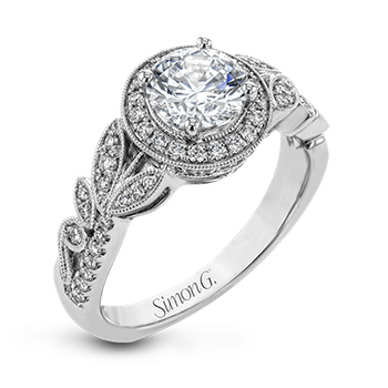 TR693 ENGAGEMENT RING
