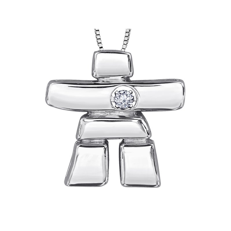 Inuit Ice™ Inuit Ice™ Canadian diamond Pendant