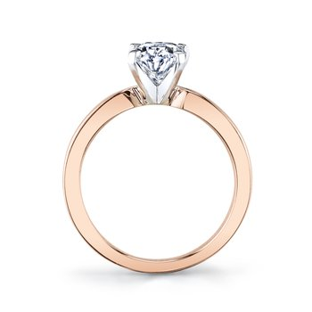MARS 14792 Solitaire Engagement Ring