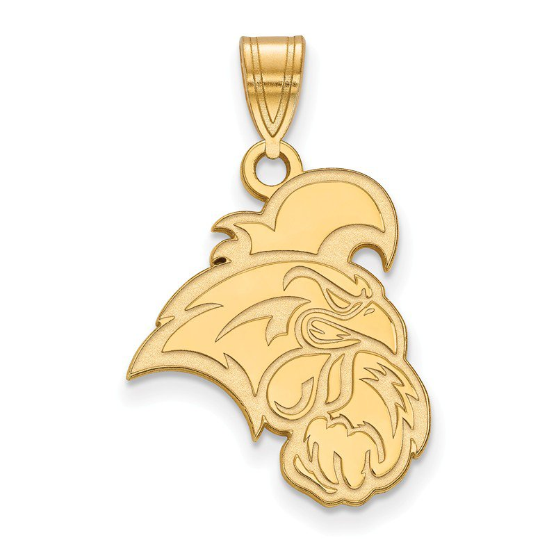 NCAA Gold Coastal Carolina University NCAA Pendant
