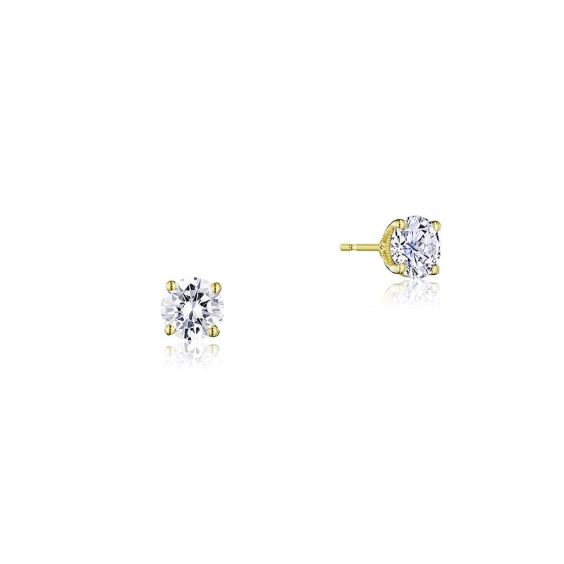 Tacori Diamond Earrings