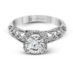 Zeghani ZR914 ENGAGEMENT RING