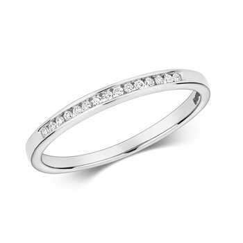 Diamond Eternity Channel Set