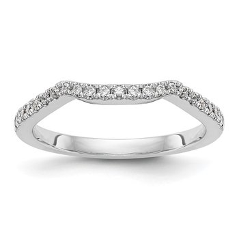 14kw True Origin Lab Grown Diamond VS/SI, D E F, Wedding Band