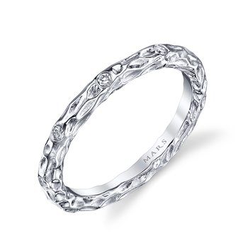 MARS Jewelry - Wedding Band 25682WG