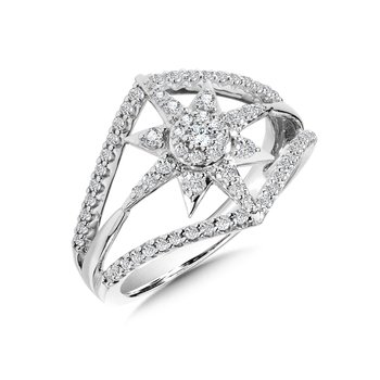 Wish Upon a Star Diamond Ring