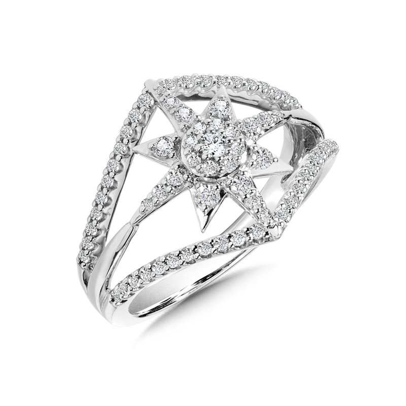 SDC Creations Wish Upon a Star Diamond Ring