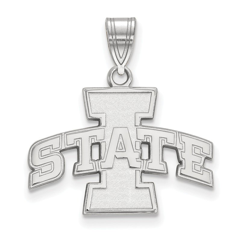 NCAA Gold Iowa State University NCAA Pendant