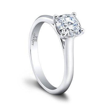 Chloe Cushion Engagement Ring