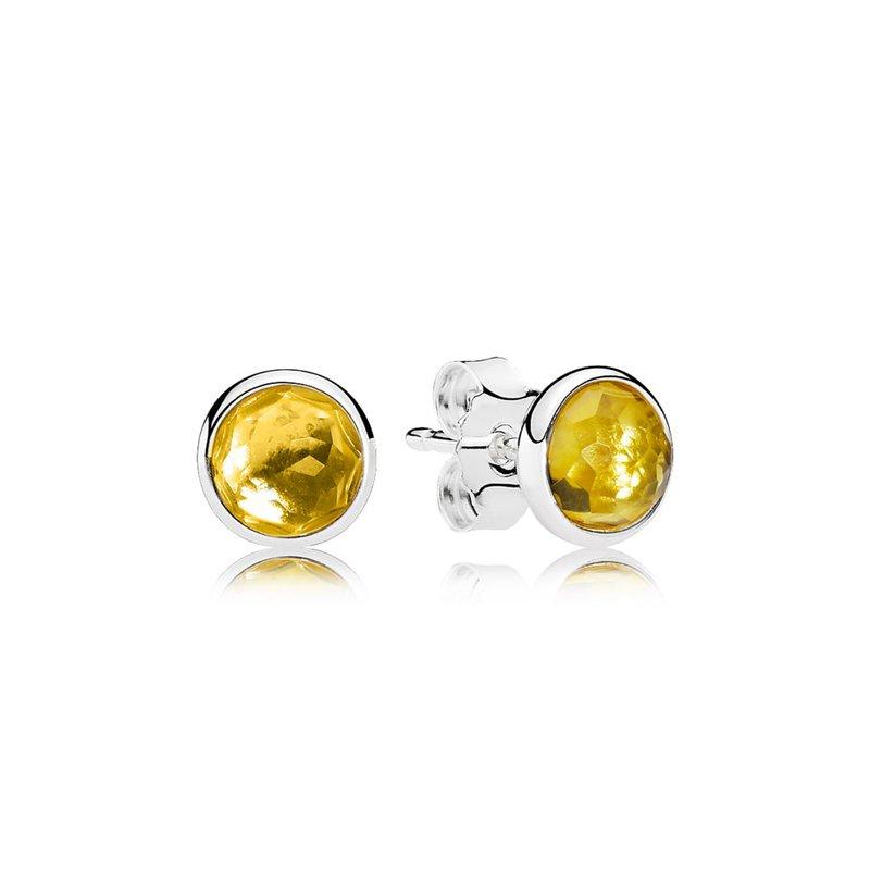c8c7d97c71dba Nortons Jewellers: PANDORA (CAD) November Droplets, Citrine