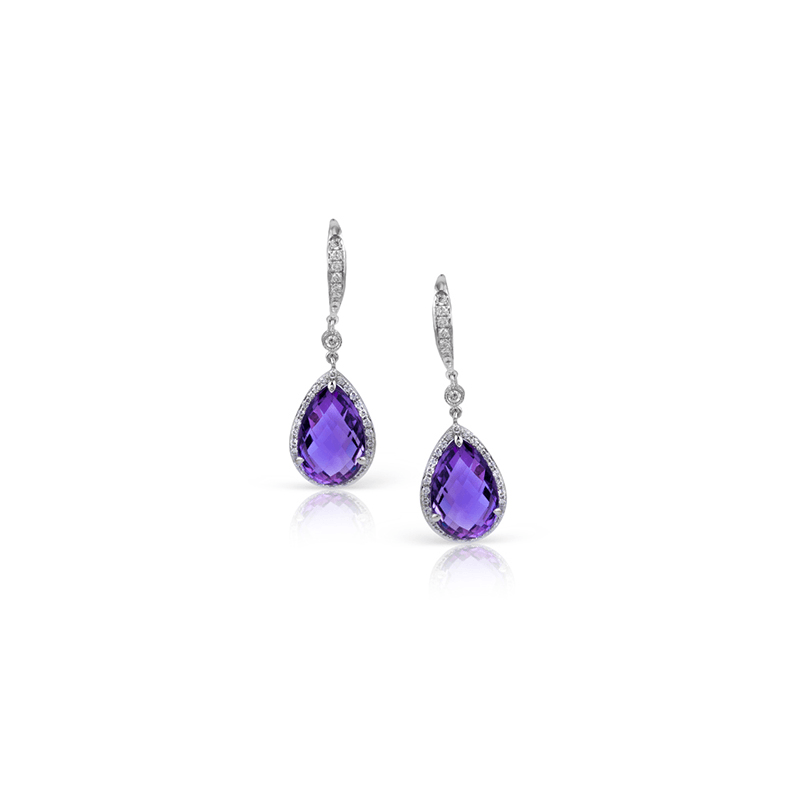 Zeghani ZE319 COLOR EARRING