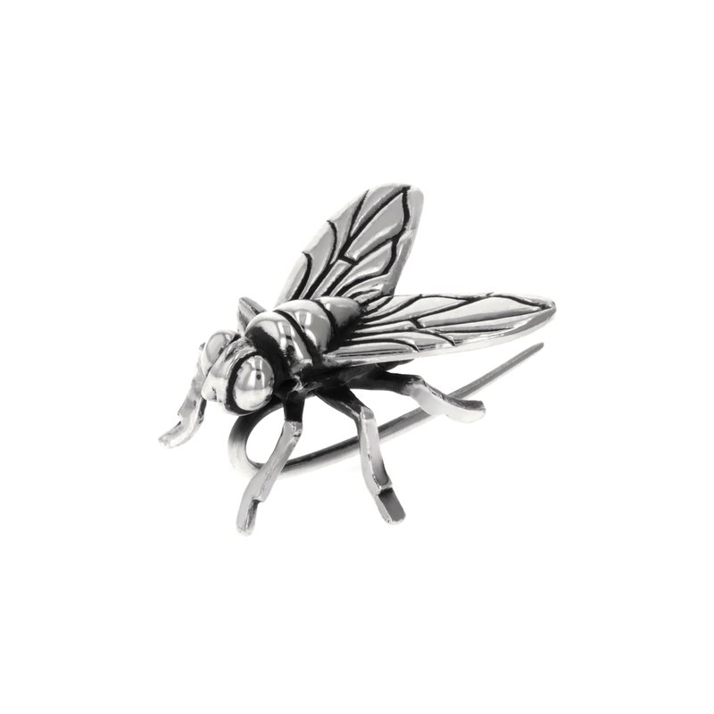 King Baby Fly Lapel Pin