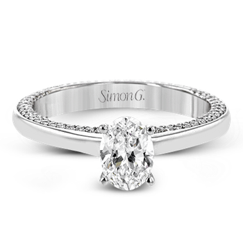 LR2460 ENGAGEMENT RING