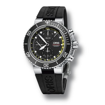 Aquis Depth Gauge Chronograph