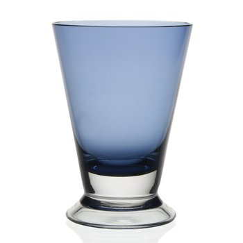 Fanny Old Fashioned Tumbler Blue