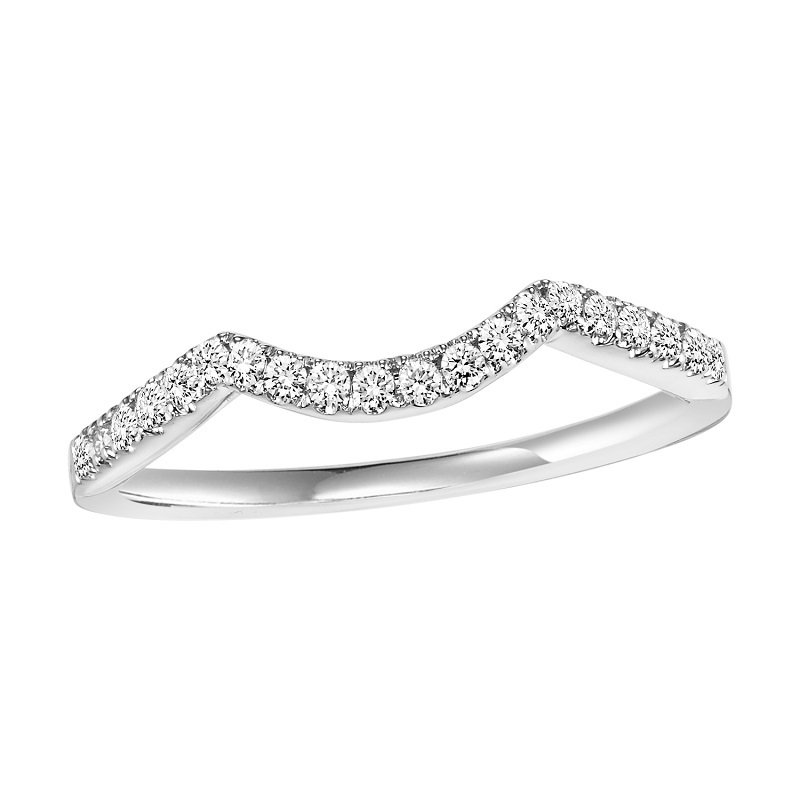 Bridal Bells 14K Diamond Band 1/6 ctw