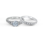 Zeghani ZR344 WEDDING SET