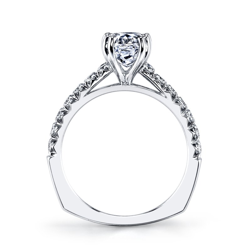 MARS Jewelry - Engagement Ring 27037