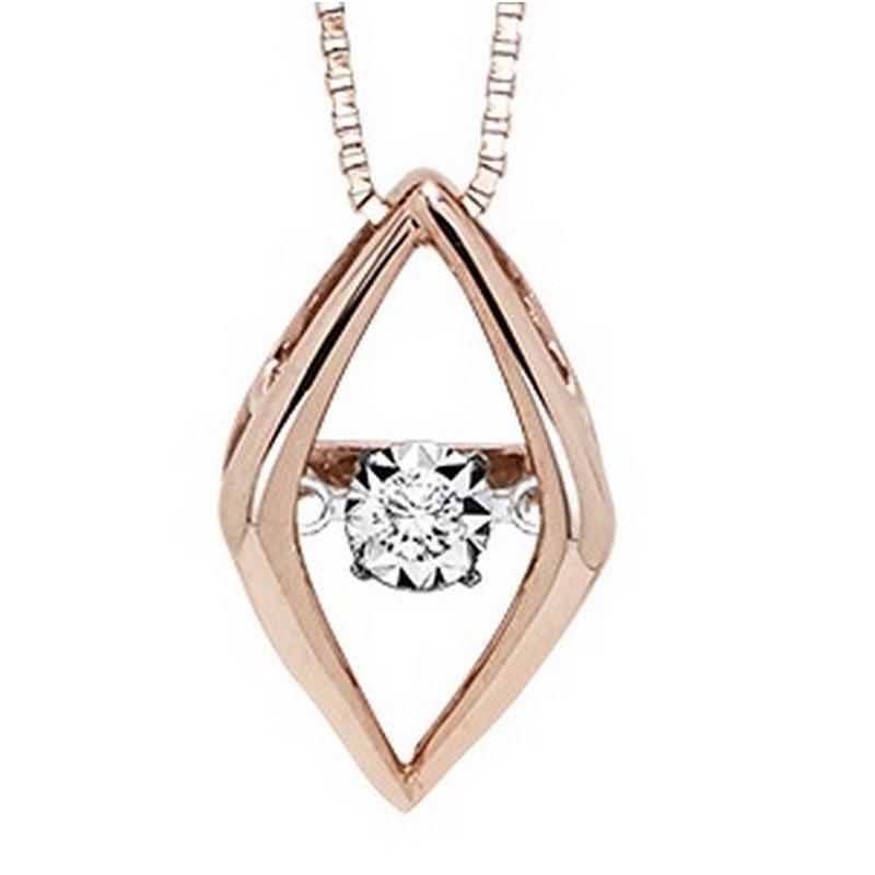 Pollocks jewelers rhythm of love 10k diamond rhythm of love pendant rhythm of love 10k diamond rhythm of love pendant aloadofball Image collections