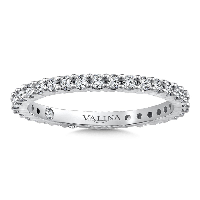 Valina Valina Eternity Band (Size 6.5) in 14K White Gold (0.56ct. tw.)
