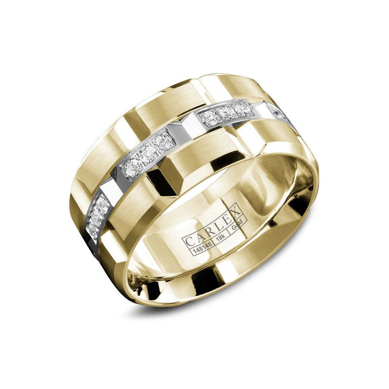 Carlex Carlex Generation 1 Mens Ring WB-9166WY