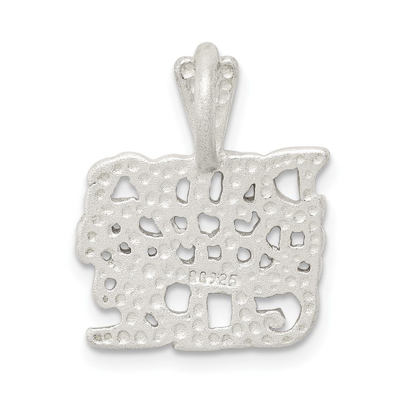 J.F. Kruse Signature Collection Sterling Silver Daddy's Little Girl Charm