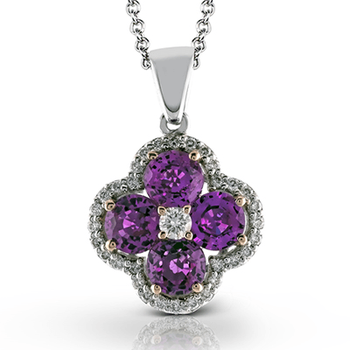 ZP595 COLOR PENDANT