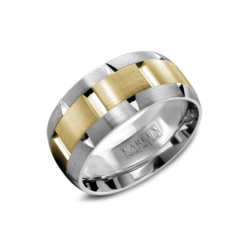 Carlex Carlex Generation 1 Mens Ring WB-9463YW