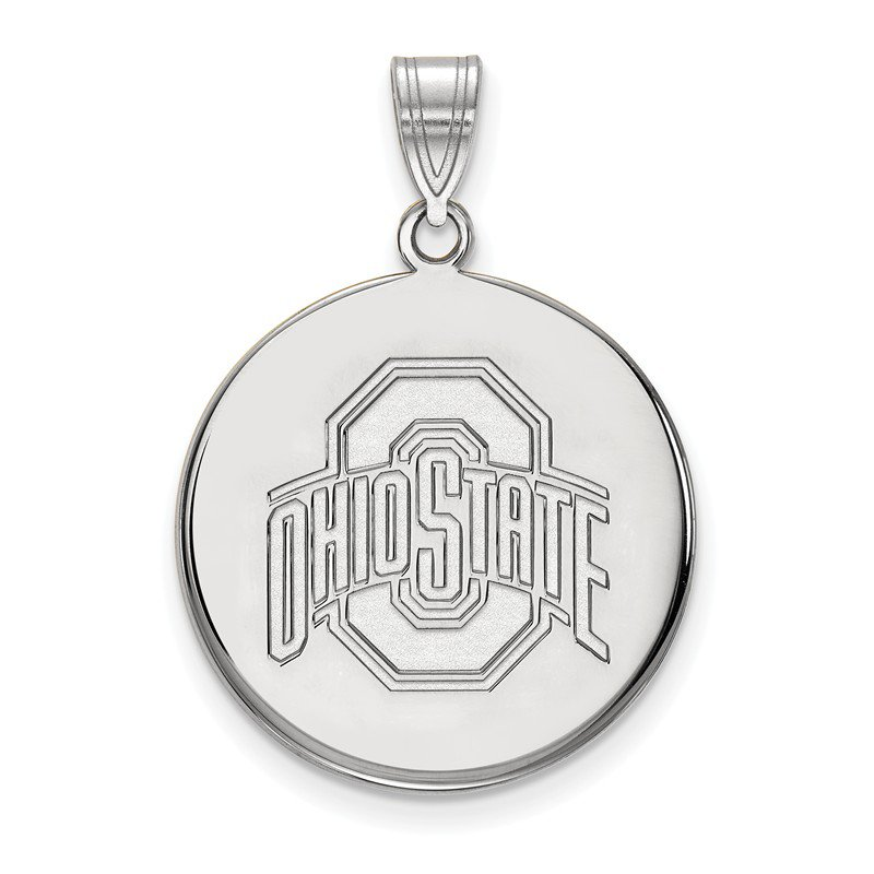 NCAA Gold Ohio State University NCAA Pendant
