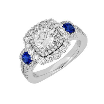 Bridal Ring-RE13321W10R