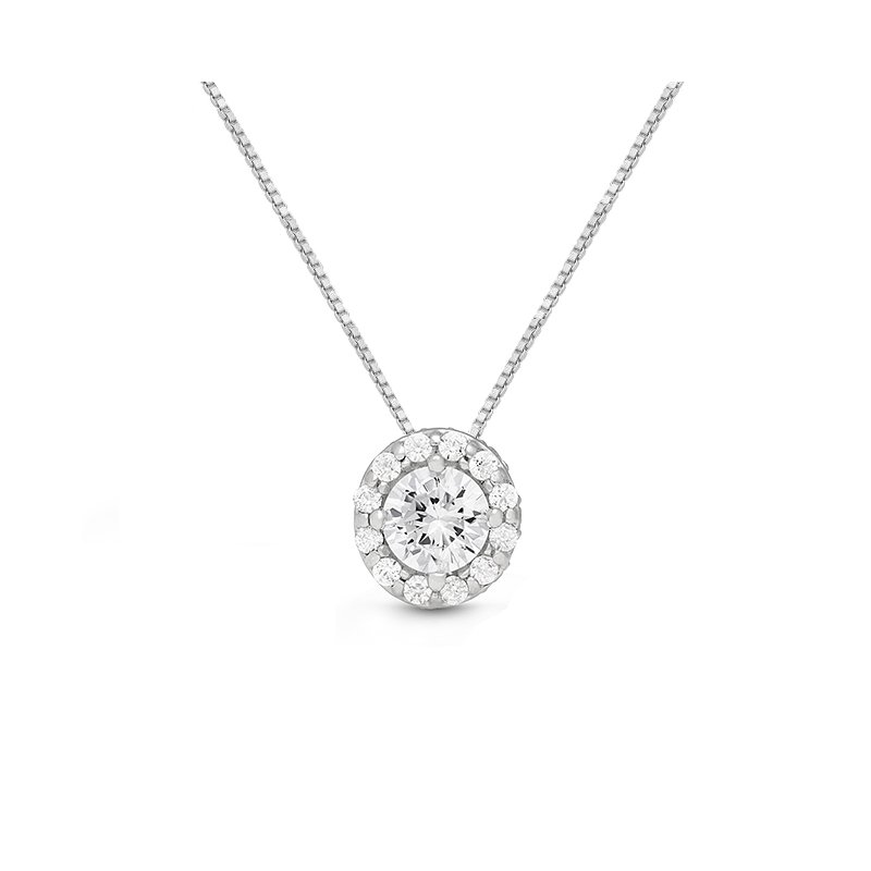 Veer WS - The Seraphina Halo Necklace