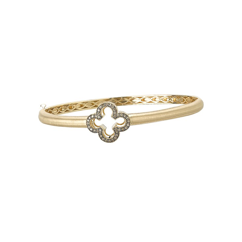Tesoro Ladies Diamond Bangle