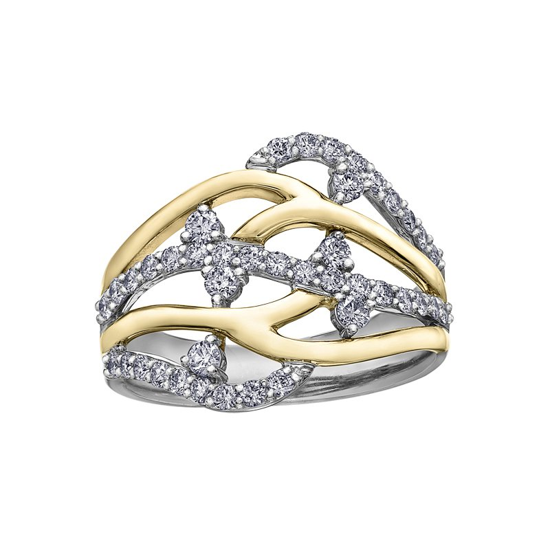 Maple Leaf Diamonds Maple Leaf Diamonds™ Ladies Ring
