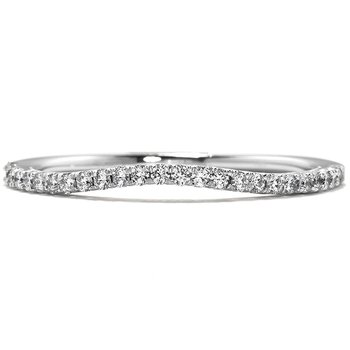 0.15 ctw. Felicity Wedding Band