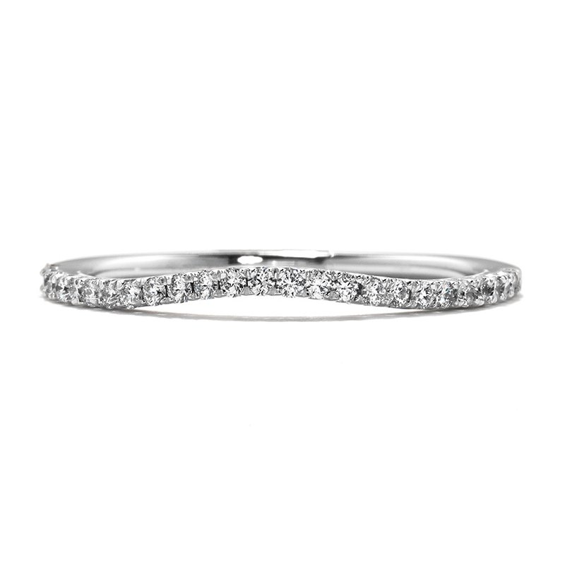 Hearts on Fire 0.15 ctw. Felicity Wedding Band