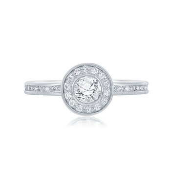 ANGELINA HALO RING
