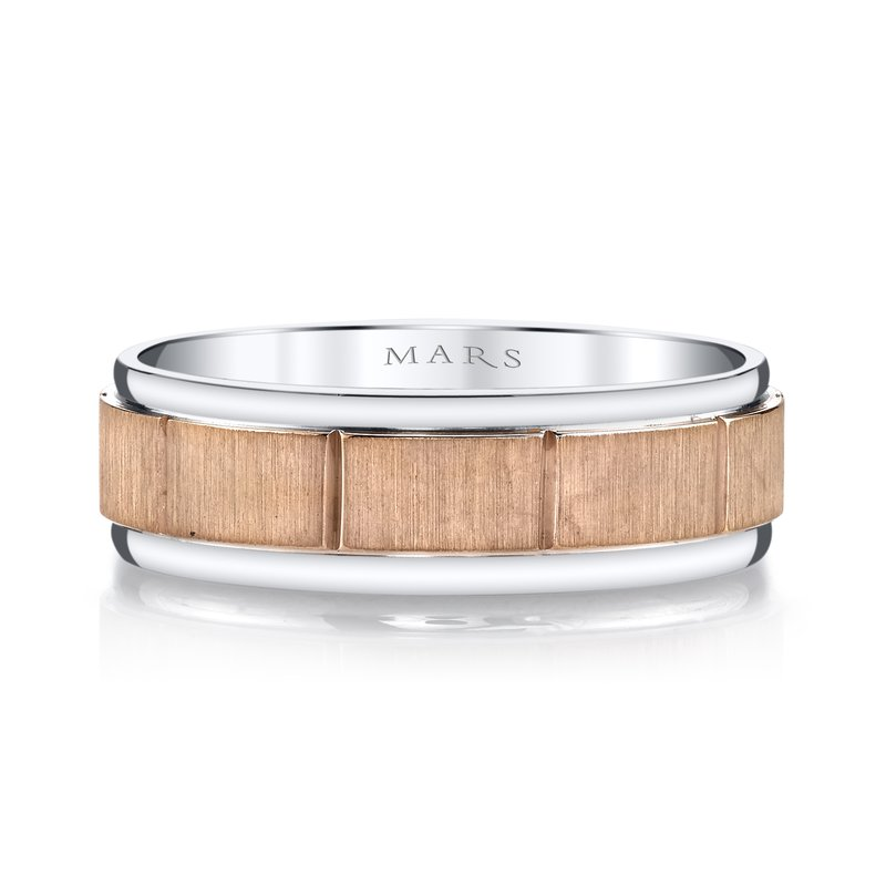 MARS Jewelry - Wedding Band G101