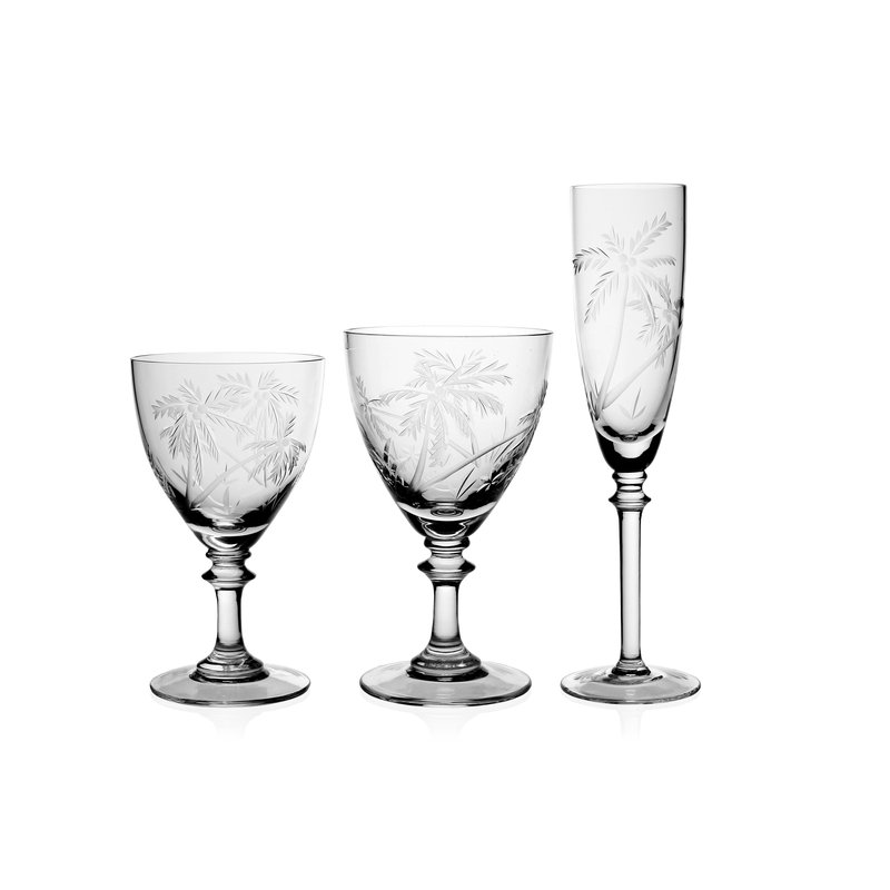 William Yeoward Palmyra Stemware Collection
