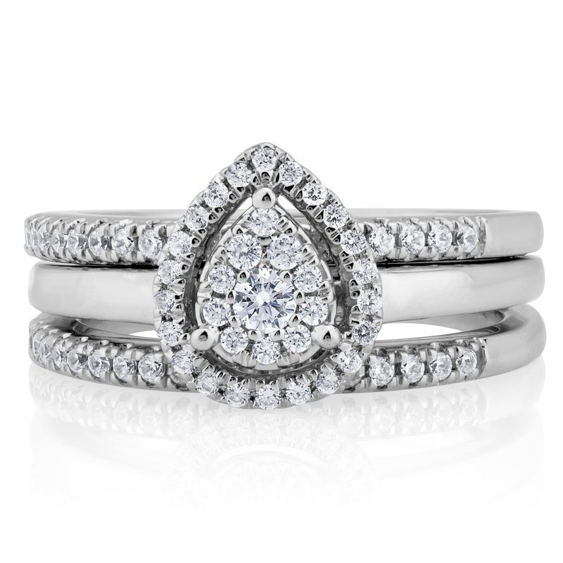 Simply Diamonds BS1681-W1Q37