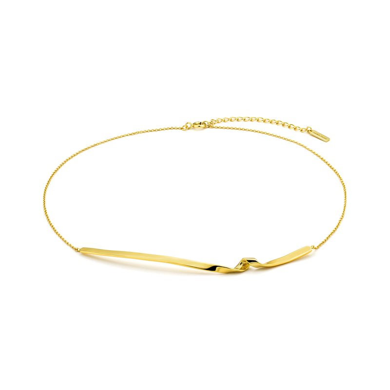 Ania Haie Twist  Necklace