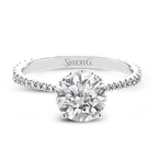 Simon G LR2833 ENGAGEMENT RING