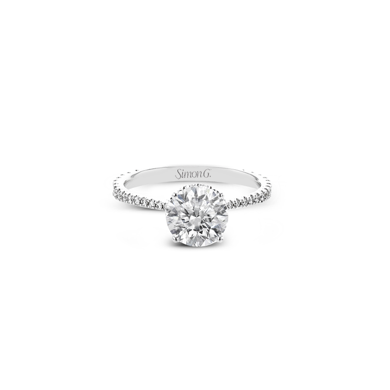 LR2833 ENGAGEMENT RING