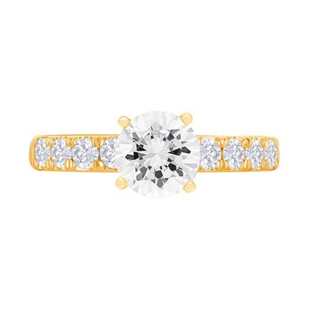 CARTER SOLITAIRE RING
