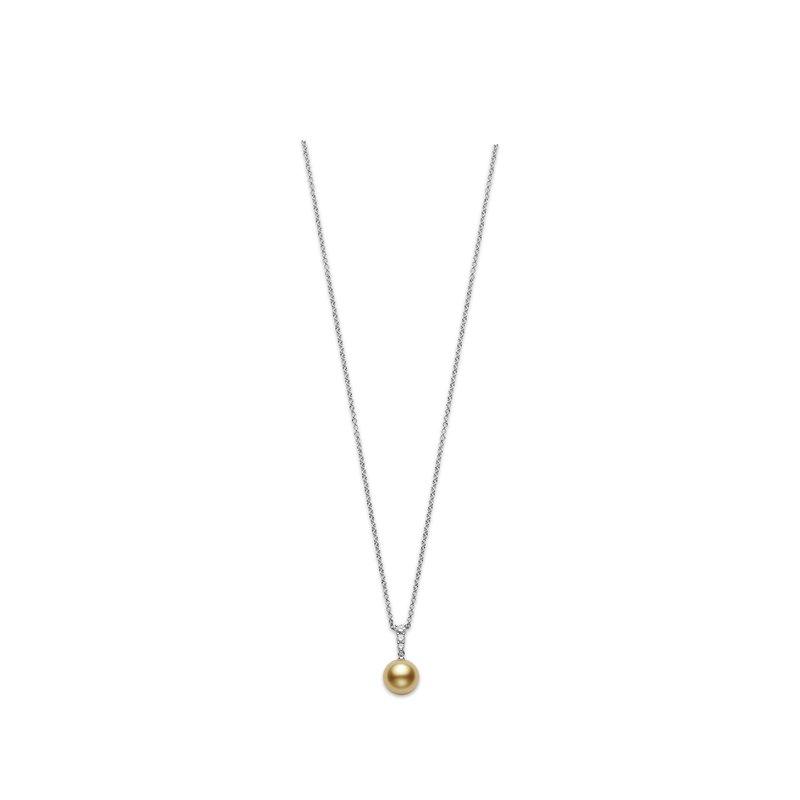 cc6b7b2e02990 Gary Michaels Fine Jewelry: Mikimoto Morning Dew Golden South Sea ...